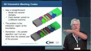 IMS 2013 MicroApps - Parallel Processing Options for EM Simulation
