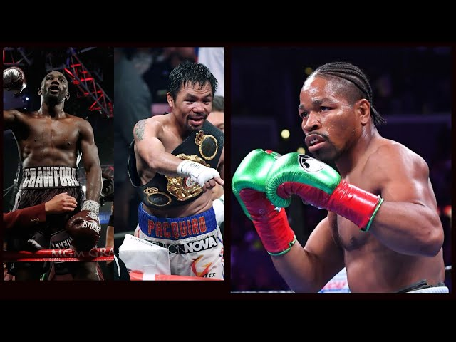 Manny Pacquiao Plan A Terence Crawford Failed?? Plan B Shawn Porter in Dubai????