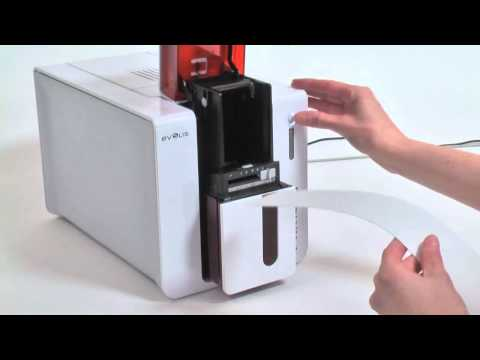 Evolis Primacy - How to do an advanced printer cleaning