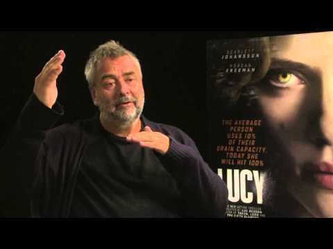 Interview: Luc Besson talks LUCY