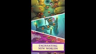 The cute game bubble witch saga 3 || Bubble witch saga || PC Game