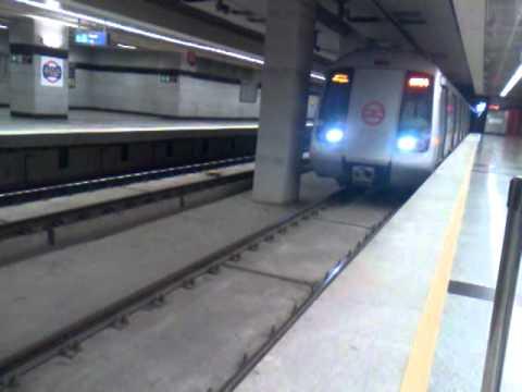 Meri Delhi Meri Metro...YELLOW LINE