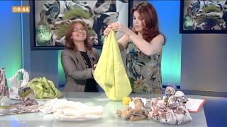 Come creare oggetti di uso quotidiano con i tessuti