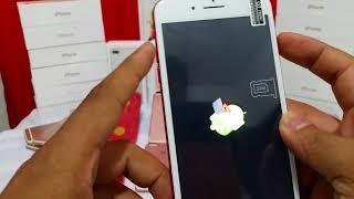 HARD RESET IPHONE 7 PLUS /CLONE