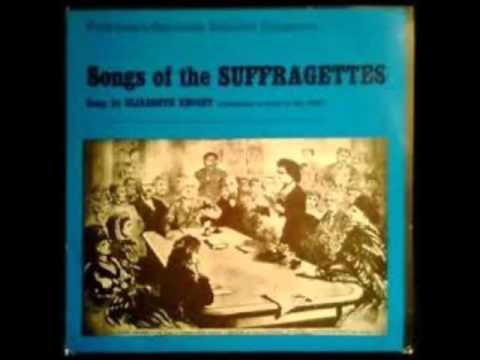 """Songs of the Suffragettes"", Elisabeth Knight (1958)"
