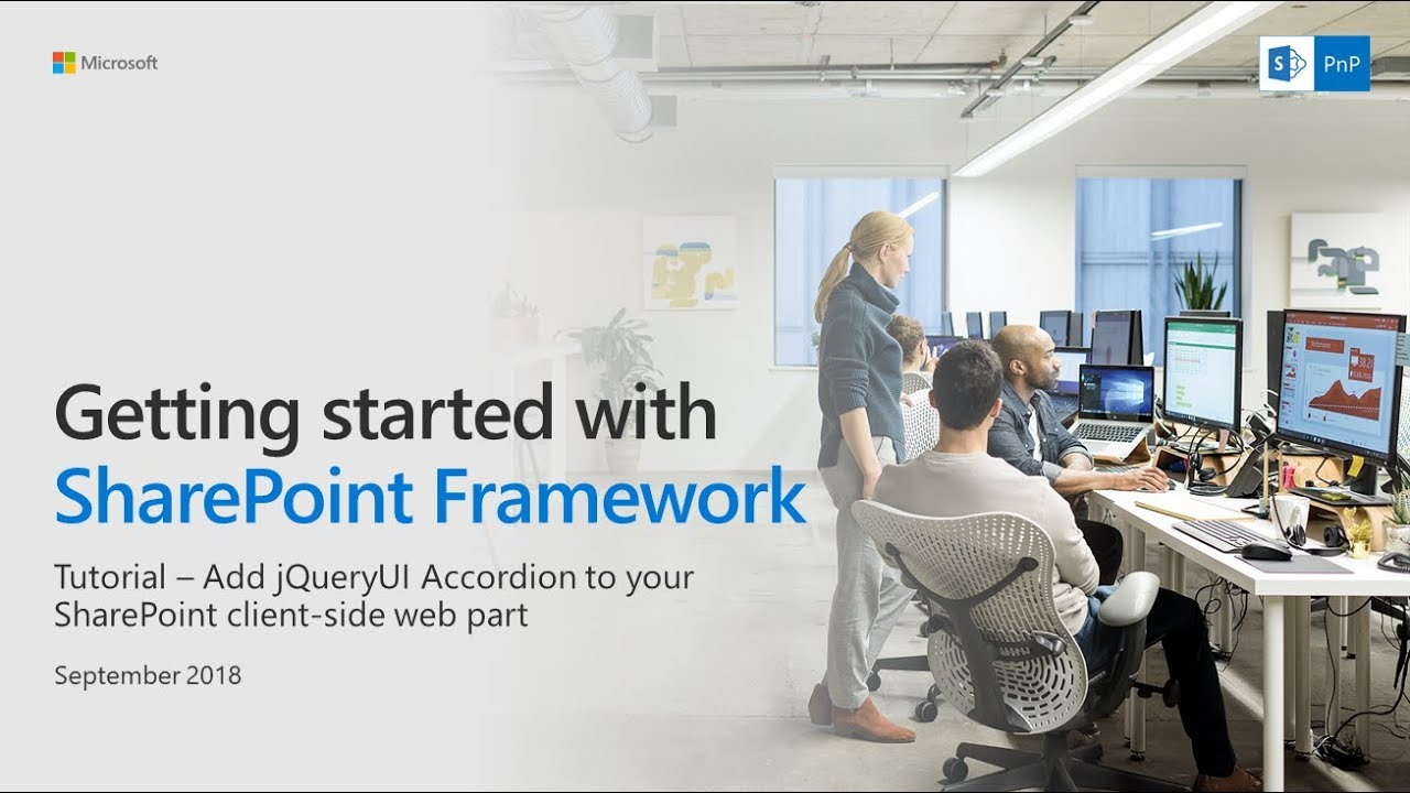 Add jQueryUI Accordion to your SharePoint client-side web