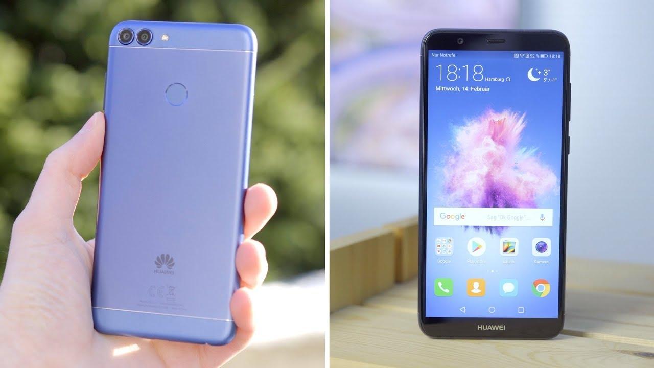 Viel Smartphone Für 200 Huawei P Smart Im Test Youtube