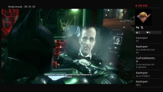 Batman: Arkham Knight - PS4 - LIVE
