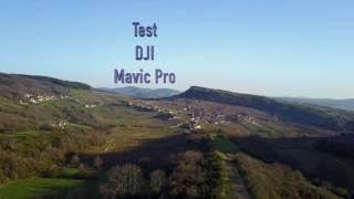 Test DJI Mavic pro