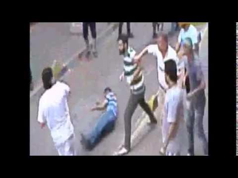 İrlandalı turist Aksaray'da tüm esnafı dövdü (oyun havası 15 kişiye saldırdım)