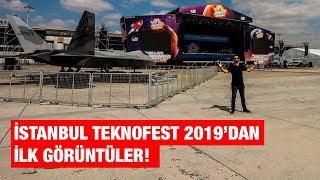 TEKNOFEST 2019 YARIN BAŞLIYOR! #TEKNOFEST #TEKNOFEST2019