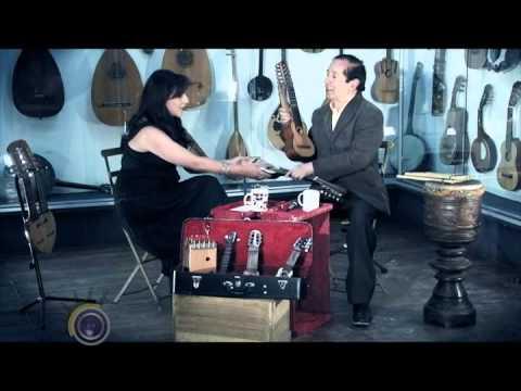 VIDEO: Especial de Ernesto Cavour en El Ojo del Alma