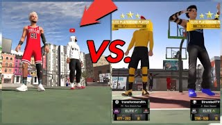 PLAYING AGAINST FAMOUS YOUTUBER😱DID I SELL?😱 1MIL SUBS?😱 *MUST WATCH*