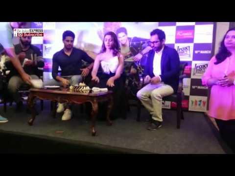 Alia Bhatt Celebrates Birthday With Media In Delhi