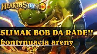 ŚLIMAK BOB ZAWSZE DA RADĘ!! - PALADIN - kontynuacja areny - Hearthstone Arena