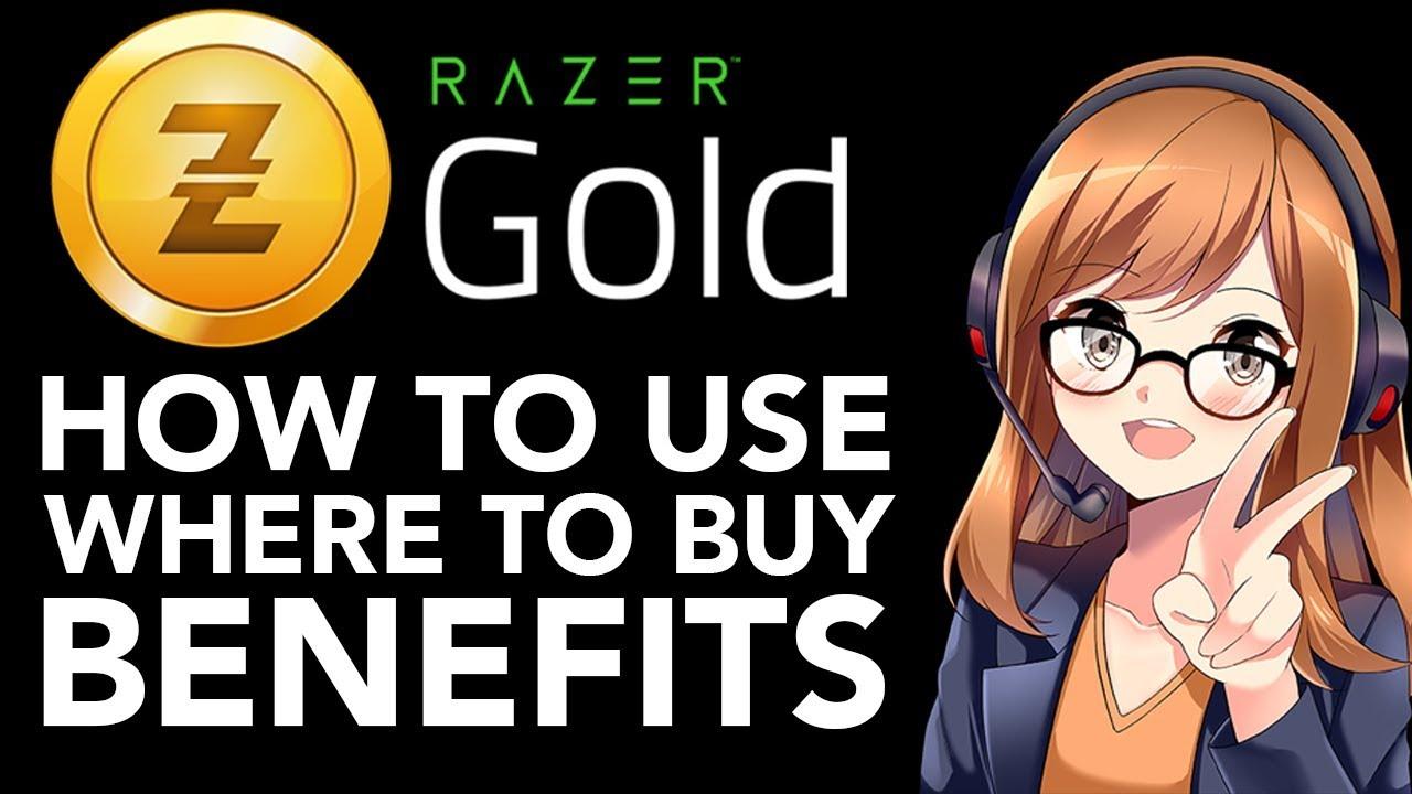 Razer GOLD - How To Use, Where To Buy, Benefits - Philippine Market