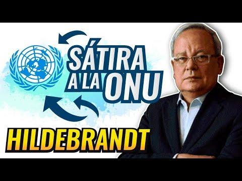 HILDEBRANDT hace una sátira a la ONU