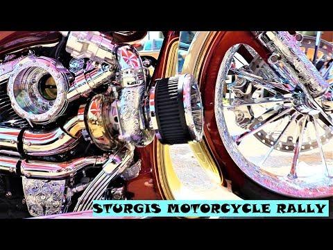 BIGGEST & BADDEST BIKE SHOW 2019 STURGIS MOTORCYCLE RALLY | BAGGERS 3 OF 3