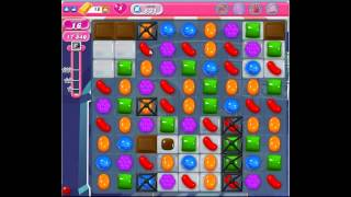 Candy Crush Saga Level 831 No Boosters