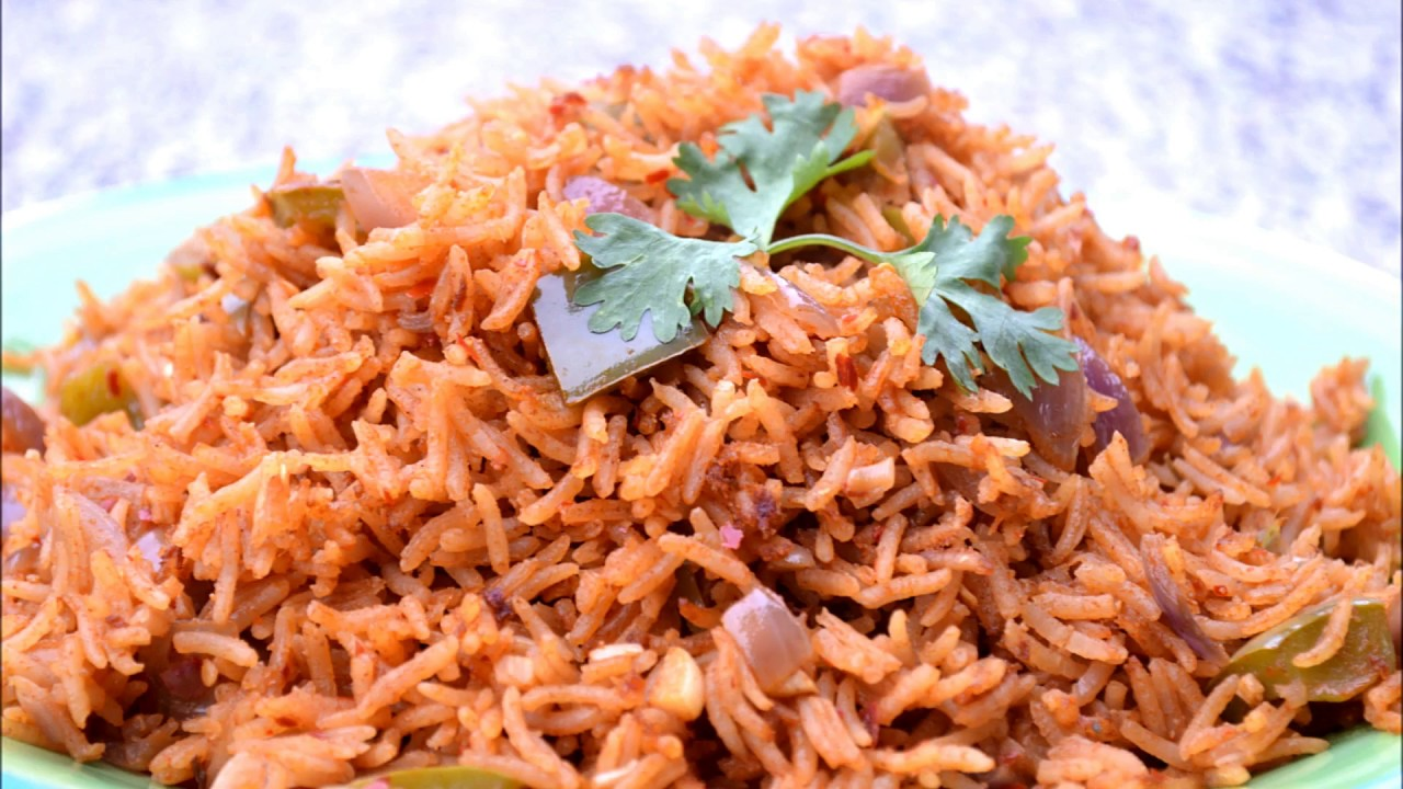 How to make mexican rice quick n easy how to make fluffy how to make mexican rice quick n easy how to make fluffy mexican restaurant style rice cooking with mitisha forumfinder Image collections