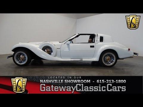 1993 Spartan II, Gateway Classic Cars-Nashville#336