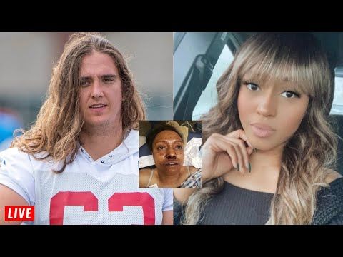 WHITE NFL PLAYER BRUTALLY BEAT & MAULED HIS BLACK GIRLFRIEND