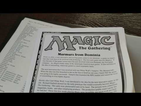 $150,000+ MINT Alpha/Beta/Unlimited Complete Sets ALL IN ONE BINDER = What MTG Collecting WAS...