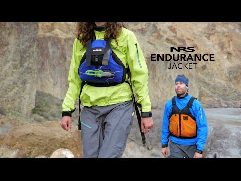 NRS Endurance Jakke Ut i Naturen AS