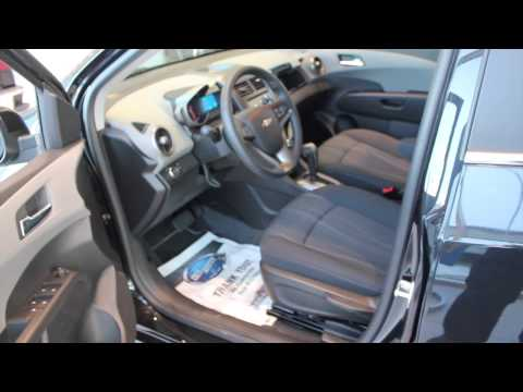 Walk around on the 2014 Chevy Sonic Bachman Chevrolet