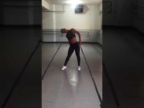 Esse brilho é meu   Iza coreografia oficial
