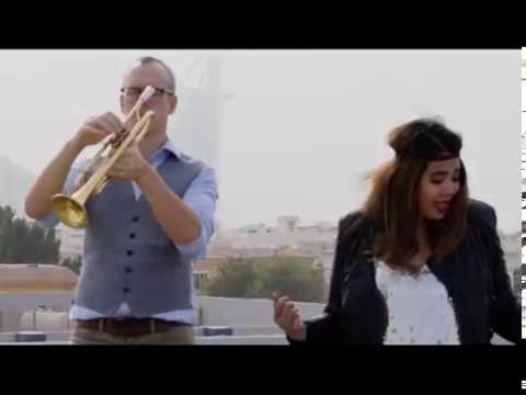 Super Cool Female Jazz Singer & Trumpet Player - Dubai Entertainers
