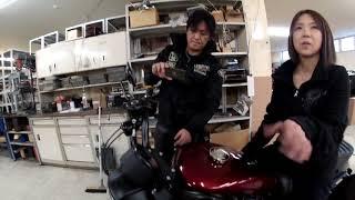 これが私のバイクよっ!〜新車!Harley-Davidson Iron 883の巻〜(日本語字幕)