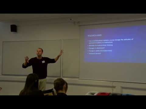 Natural experiments in the social sciences - challenges and triumphs by Dr Rhys Jones