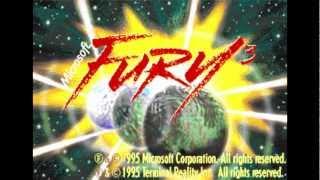 Microsoft Fury³ Gameplay (1995) | mein erstes Game
