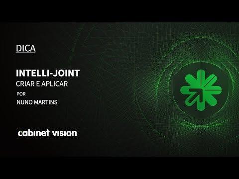 Dica 10 Cabinet Vision | Intelli-Joint (Criar e Aplicar)