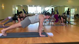 Mountain Class with Andres (Slow Flow With Inversions)