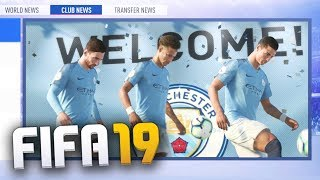 SIGNING RONALDO, MESSI & NEYMAR IN FIFA 19 CAREER MODE!!!
