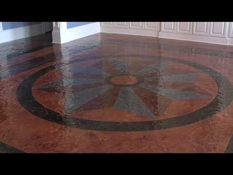 Concrete Flooring Ideas - Wynn Residence