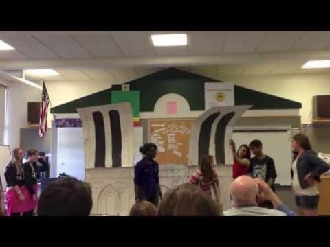 Odyssey Community School @ CTOM 2013 (Team A)
