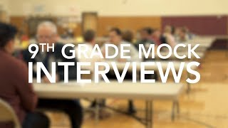CTE Part 1 | 9th Grade Interviews