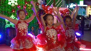 Ông Già Noel | Nhạc Thiếu Nhi Vui Nhộn Sôi Động Hay Nhất