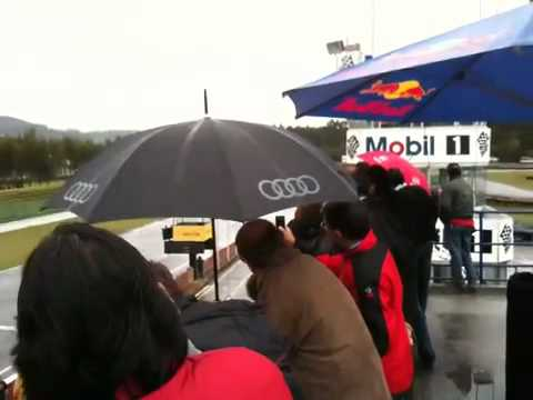 Red bull Renault F1 Bogotá, Colombia
