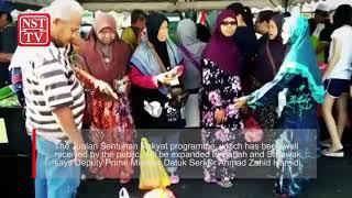 Jualan Sentuhan Rakyat to be expanded to Sabah, Sarawak