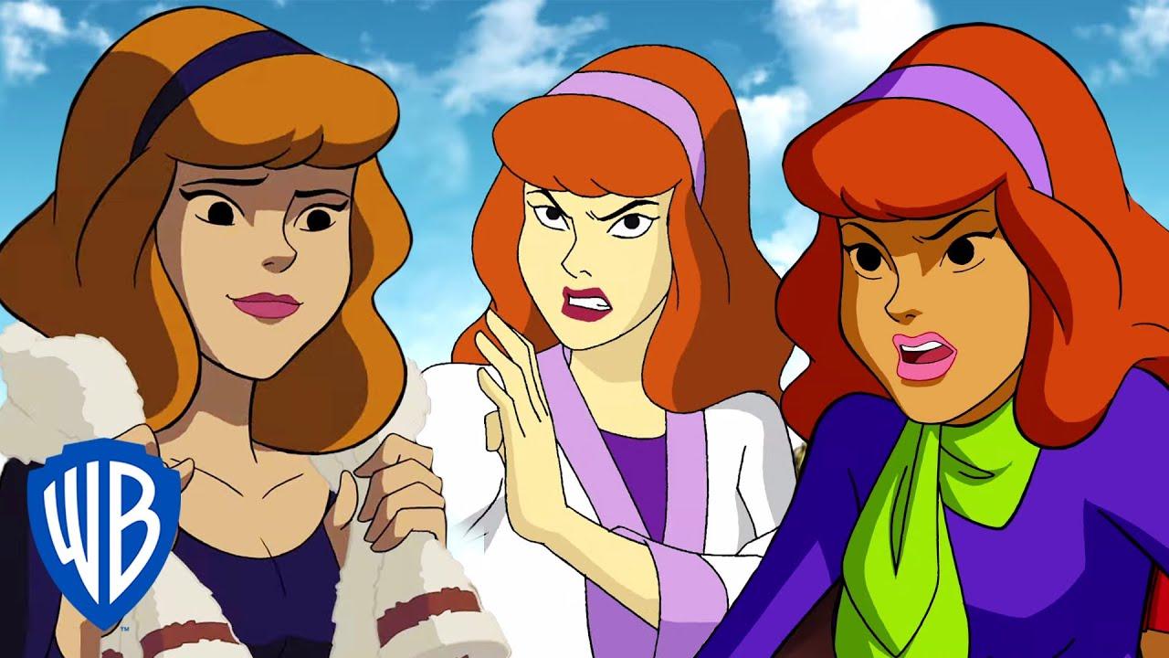 Scooby-Doo! | Powerful in Purple! ☂️ | WB Kids