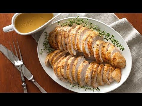 Oven-Roasted Turkey Breast | Betty Crocker Recipe