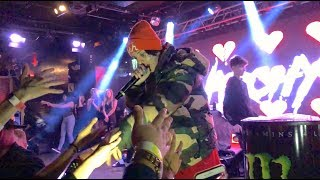 Lil Xan Live Tribute To XXXTentacion / Sad & Take A Step Back