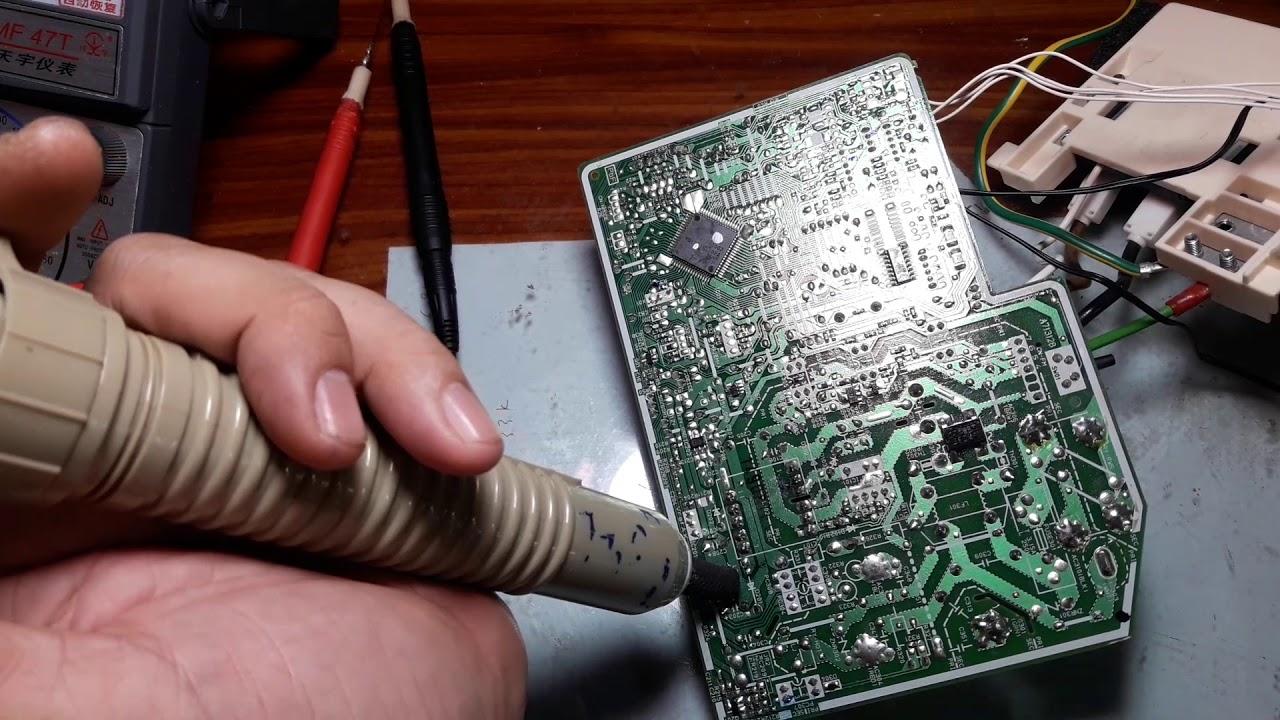sửa mạch điều hòa panasonic mất nguồn Sửa Điều hòa TP Thanh Hóa  0911433988