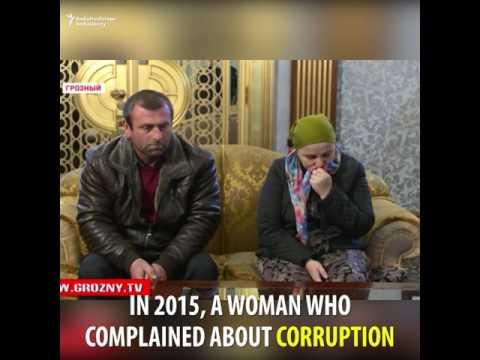 Chechen Leaders Humiliate Critics On TV