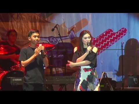 Isyana Sarasvati Live Banjarmasin - 05 - Kau Adalah