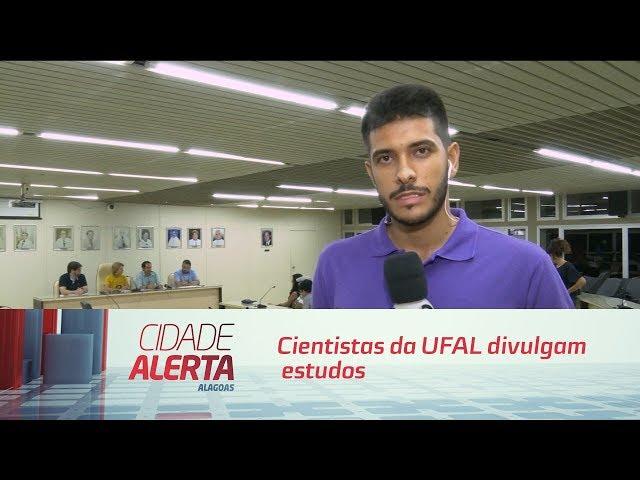 Cientistas da UFAL divulgam estudos do impacto do óleo no Litoral Alagoano